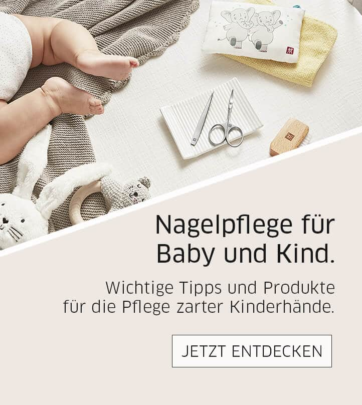ZWILLING Baby Nagelpflege